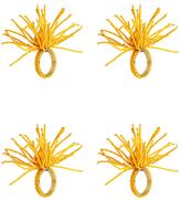 Jonathan Adler Aegean Napkin Rings (Set of 4)
