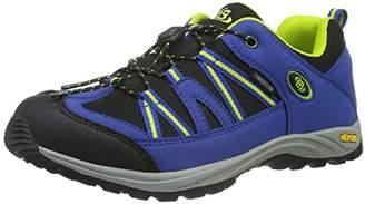EB Kids Boys' Ohio Low Rise Hiking Shoes,6 UK