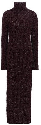 Helmut Lang Ribbed-knit sweater dress