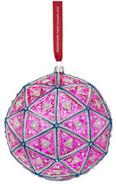 Waterford Crystal Times Square 2018 Masterpiece Ball Ornament