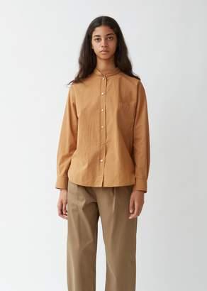 La Garçonne Moderne Mandarin Shirt