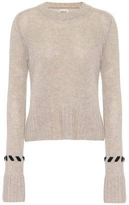 KHAITE Alena cashmere sweater