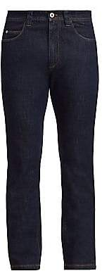 Loro Piana Men's Regular-Fit Five-Pocket Jeans