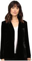 Joie Mehira Velvet Blazer A368-J1018