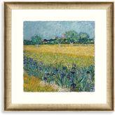 "My Garden Vincent van Gogh ""Impressions of 2"" Framed Art"