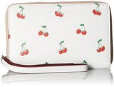 Marc by Marc Jacobs Wingman Fruit Print Wallet