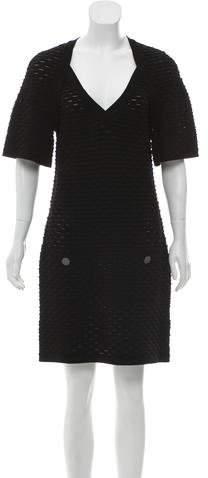 Chanel Knit Sheath Dress