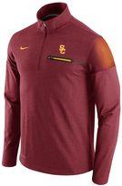 Nike Men's USC Trojans Elite Coaches Dri-FIT Pullover