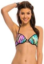 Hobie Tie Dye For Underwire Bikini Top 8140334