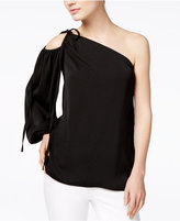 Rachel Roy Soiree One-Shoulder Blouse, Created for Macy's
