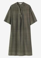 Toast Silk Khadi Tunic Dress