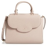 Kate Spade Leewood Place Makayla Leather Satchel - Metallic