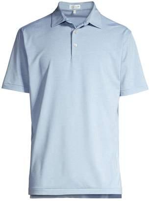 Peter Millar Crown Sport Regular-Fit Jubilee Stripe Stretch Jersey Polo
