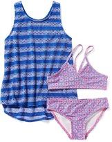 Old Navy 3-Piece Tank & Bikini Swim Set for Girls