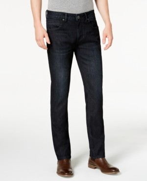 INC International Concepts Inc Men's Big & Tall Slim Straight Jeans, Created for Macy's