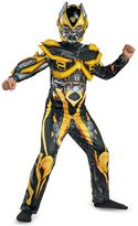 Bumble Bee Transformers: Age of Extinction Deluxe Bumblebee Costume - Kids