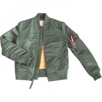 Alpha Industries Green Jacket for Women