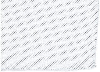 Pehr Pin Dot Baby Crib Sheet - Navy