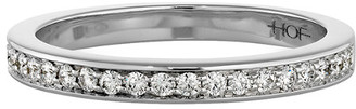 Hearts On Fire Platinum 0.24 Ct. Tw. Diamond Enticement Ring