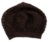 Missoni Metallic Open Knit Beanie