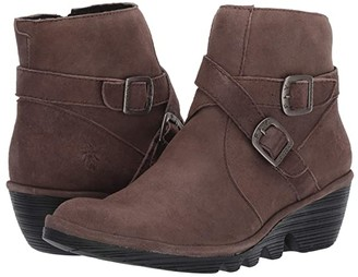 Fly London PERZ914FLY (Grey Ranch) Women's Boots