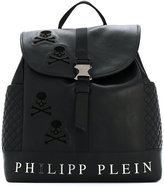 Philipp Plein skull satchel backpack