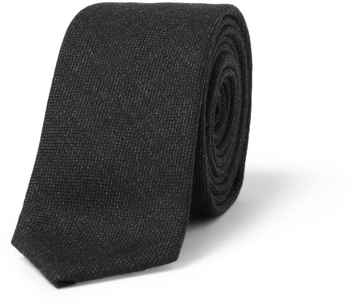 Thom Browne Wool-Twill Tie