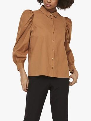 Vero Moda AWARE BY Miriam Puff Sleeve Shirt