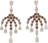 INBAR Diamond Chandelier Earrings