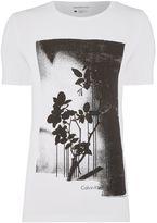 Calvin Klein Torned Slim Fit T-shirt