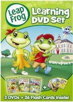 Leapfrog Learning Set DVD