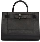 Carven Black Leather Bag