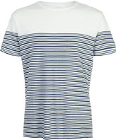 Orlebar Brown striped T-shirt - men - Cotton/Linen/Flax - S