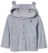 Gap Favorite reversible bear hoodie