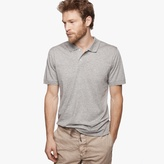 James Perse Cotton Cashmere Polo