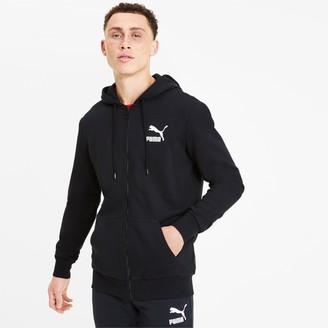 Puma Classics Logo Men's Full Zip Hoodie