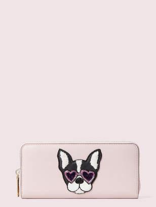 Kate Spade Sylvia Francois Slim Continental Wallet