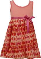 Bonnie Jean Babydoll Dress - Preschool Girls 4-6x