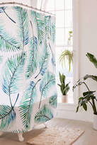 Deny Designs 83 Oranges For Deny Watercolor Palms Shower Curtain