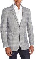 U.S. Polo Assn. Men's Cotton Glen Plaid Sport Coat