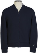 Nautica Active Fit Full Zip Track Jacket