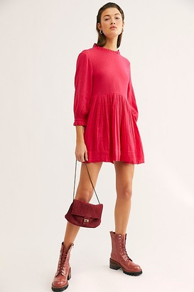 The Endless Summer Living For This Mini Dress