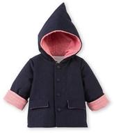 Petit Bateau Baby boys hooded jacket