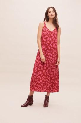 Lily & Lionel Anthropologie x Rosie Leopard Dress