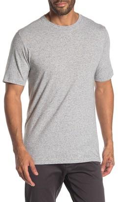 Travis Mathew Try Me Heathered Crew Neck T-Shirt