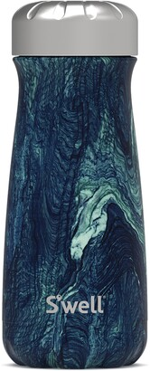 Swell Azurite Marble 16-Ounce Insulated Stainless Steel Commuter Travel Bottle