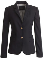 Schoolboy blazer in navy