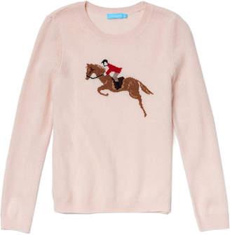 J.Mclaughlin Farrier Jodhpur Cashmere Sweater