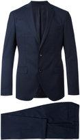 HUGO BOSS formal suit - men - Cupro/Virgin Wool - 54