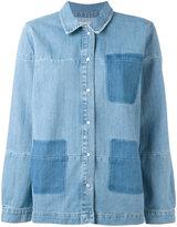 Anine Bing denim shirt - women - Cotton - S